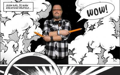 I Love Comics!