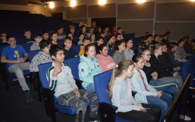 Mikulovice a místní kino -