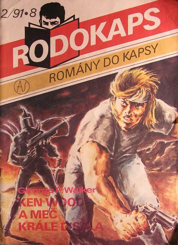 První vydaný fantasy román v českých zemích