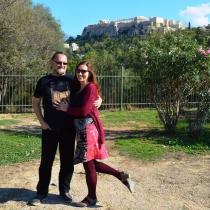 V nádherných Athénách na pozvání krajanského spolku