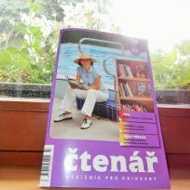 Skvělý časopis pro knihovníky a knihovnice